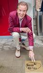 Will Tura,ontvangt Sixties ster,Bokrijk,Belgium,Belgi�,Belgique
